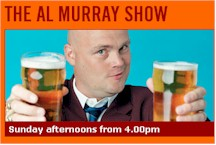 Al Murray podcast