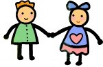 Children s clothing clipart image